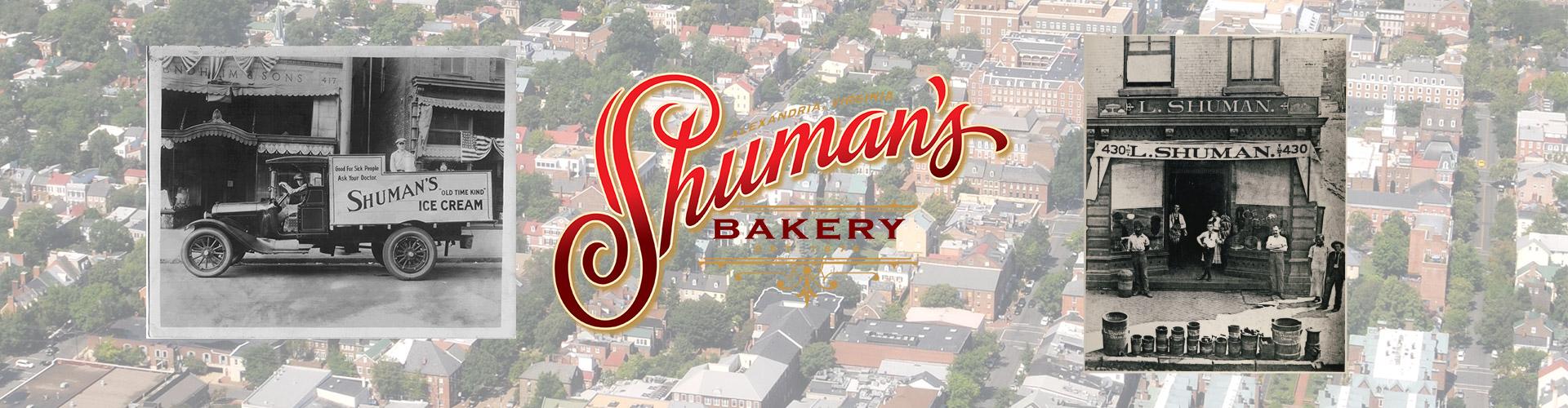 Shuman's Bakery Banner