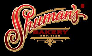Shuman's Bakery logo
